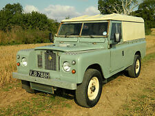 """1969 LAND ROVER SERIES 2a 109"""", RESTORED AND MODERNISED"""