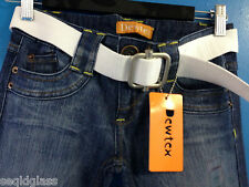 LADIES JEANS WITH WHITE MELBOURNE FASHION BOUTIQUE GONE BUST