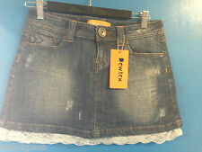 DENIM MINI SKIRT MELBOURNE FASHION BOUTIQUE GOING BUST