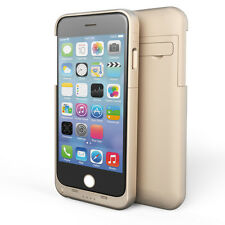 """3200mAh External Backup Power Battery Charger Case Stand Cover For 4.7"""" iPhone 6"""
