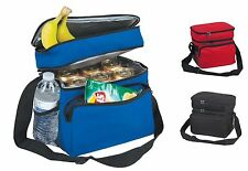 Cooler & Lunch Bag in One, Beer, Water Cooler Insulated Pocket 10""