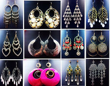 design fashion pearl crystal sapphire gold/silver plated earring ear stud  ZXX