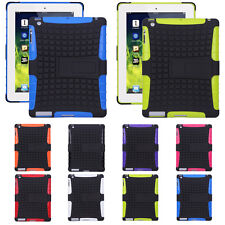 Shockproof Survivor Heavy Duty Armor Protector Case Cover For Apple iPad iphone