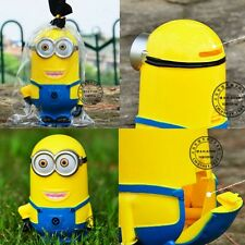 New Despicable Minions Piggy Bank Money Box Saving Baby Gift Christmas Toy FDD01