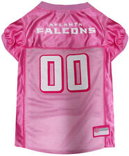 Officially Licensed NFL Breast Cancer Awareness Dog Jersey