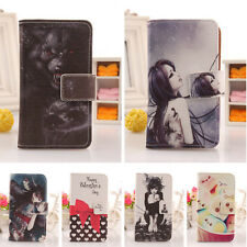 Accessoory Flip PU Leather Case Protection Cover Skin For THL W200S
