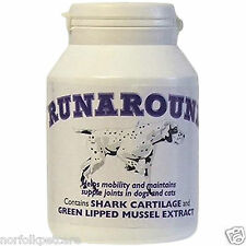 Runaround joint support for dogs with shark cartilage - Doghealth