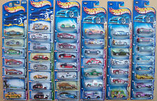 2003 Hot Wheels Choice Lot All Different With Variations #137 To #219 Lot 3of 3