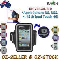 Iphone Armband 4S 4 3GS Ipod Touch 6 5 4 Gen Universal Gym Jog Run Sports Hike