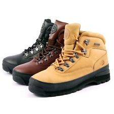 MENS GROUNDWORK LEATHER SAFETY STEEL TOE CAP BOOTS WORK TRAINERS HIKING SHOES