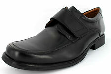 Mens Clarks Black Leather Formal Shoes G Fitting HOLD ROLL