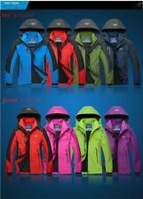 Hot Sale Couple Waterproof Windproof Ski Snowboard Cycling Outdoor Jacket