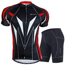 2015 NEW Cycling bicycle Jersey + short outdoor sports Clothing Bike Size M-XXL