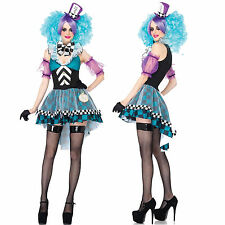 Ladies Mad Hatter Costume Alice in Wonderland