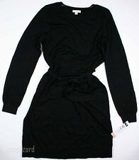 New Maternity Sweater Dress Liz Lange NWT Black Size Womens Sz XS S L XL XXL
