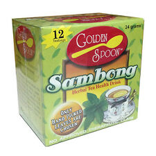 Golden Spoon Herbal Tea Banaba PitoPito and Sambong Weight Loss Kidney Gal Stone