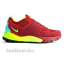 Men's Nike Zoom Talaria 2014 684757 600 LIMITED Red-Neon Yellow Running Sneakers