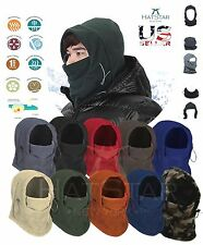 New Multi-use Thermal Fleece Balaclava Neck Winter Ski Full Face Mask Cap Cover