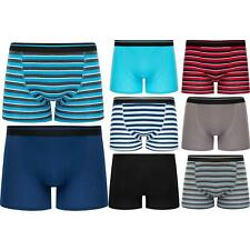 6 or 12 Boys Boxer Shorts Super Quality Underwear Ages 3-14+ Cotton & Lycra