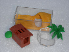 Pet Mini: CHOOSE Kitten Carrier/Turtle-Mouse-Lizard Cage/Dog Crate: PLAYMOBIL