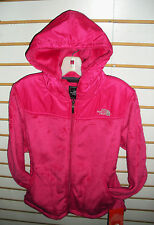 THE NORTH FACE WOMENS OSO HOODIE FLEECE JACKET-#ARHB- PASSION PINK-S,M,L,XL-NEW