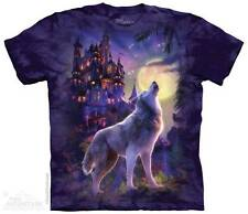WOLF CASTLE CHILD T-SHIRT THE MOUNTAIN