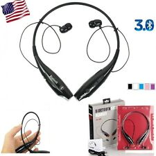 Wireless Bluetooth Sport Stereo Headset Earbuds for iPhone 5 6 6 Plus SAMSUNG LG