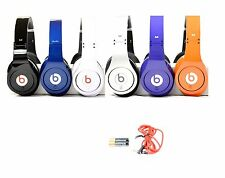 New Condition Beats By Dr. Dre Studio Noise Cancelling Over-Ear Headphones