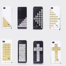 Punk Cross Pyramid Studs Hard Case skin for Various Model Samsung cell phone
