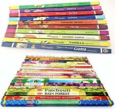 Hem Incense Sticks & Aromatika Joss Indian Export x 10 Boxes Huge Choice