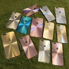 Ultra-thin CD Style Metal Brushed Tempting Case Cover for iPhone 4 5 6 6 Plus