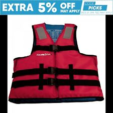 LifeJacket | Buoyancy Vest | Life Jacket | Red | Kayak Life Jacket