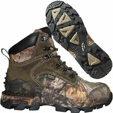 "Red Wing Irish Setter 4833 Deer Tracker 8"" Waterproof Men Hunting Boots Realtree"