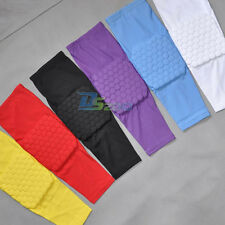 Kid Honeycomb Crashproof Pad Foam Sport Basketball Supplies Long Sleeve Leg Knee