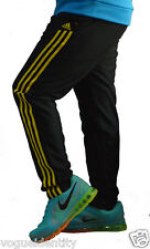 Track Pants Black Color with Yellow Stripes L @699