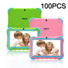 "IRULU 100 Pcs 7"" BabyPad Android 4.2 Google 8GB Learning Kids Tablet PC Toy Gift"