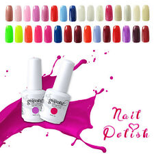 15ml Base Top Coat For Gelish Nail Art Soak-Off UV LED Gel Polish Charm Colours