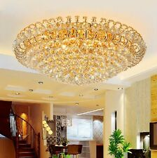 New Chandelier Luxury Crystal Ceiling Lights Living Room Lamp Lighting Fixtures