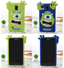Kid 3D Cute Cartoon Disney Monsters University Soft Silicone Case For Cell Phone