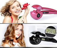 AUTOMATIC HAIR CURLER IRON CURLING ROLLER MACHINE WAVES ELECTRIC