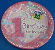 First Birthday Boy Girl  All Star One-derful - Plates - Your Choice of Style