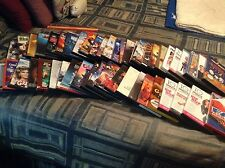 Choose From 45 Empty DVD Cases NO MOVIE REPLACEMENT CASE & ART ONLY List Below