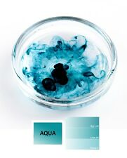 AQUA - SOAP MAKING LAB COLOURS DYE FOR MELT & POUR, COLD PROCESS SOAP, CREAMS