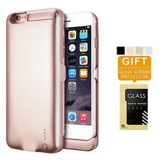External Battery Backup Charger Case Cover Power Bank For iPhone 6 & 6 Plus US