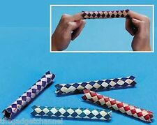 BULK WHOLESALE CHINESE FINGER TRAPS NOVELTY CHILDRENS PARTY BAG TOY XMAS GIFTS
