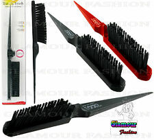 NEW WOMENS PROFESSIONAL BACK COMBING TEASING BRUSH UNTANGLE LADIES SMOOTH BRUSH