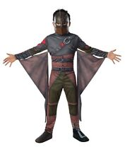 How to Train Your Dragon 2 HICCUP Costume Child Party Dress size Licensed