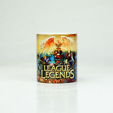League Of Legends Mugs All Champions popular gift ceramic cup LoL game