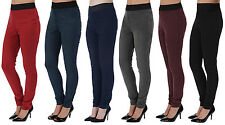 Ladies Cotton Rich Pull On Jeggings RRP £19.50 Size 6 - 24