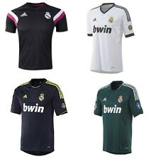 Adidas Real Madrid Jersey's - All New With Tags -4 Types-  Most Clearance Prices